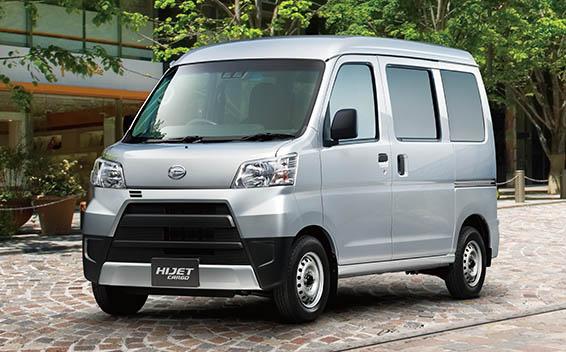 Daihatsu Hijet Cargo 1