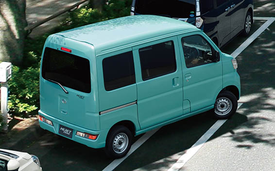 Daihatsu Hijet Cargo 2