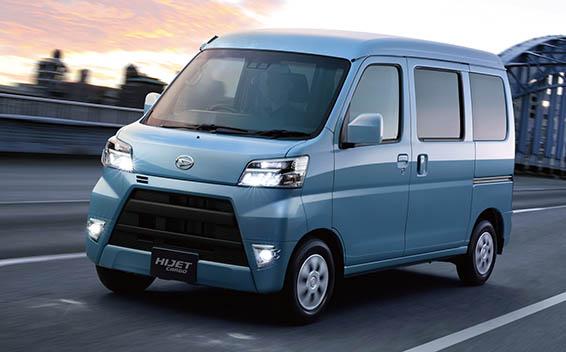 Daihatsu Hijet Cargo 5