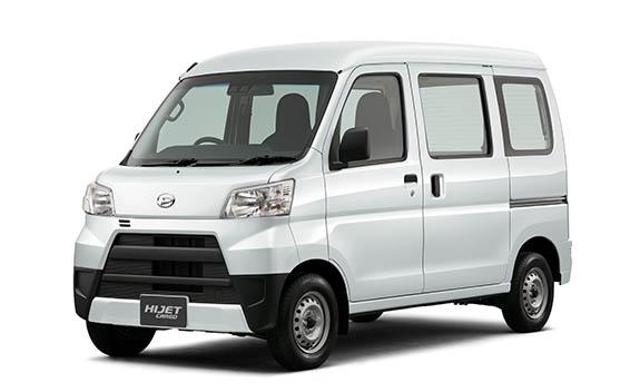 Daihatsu Hijet Cargo 11