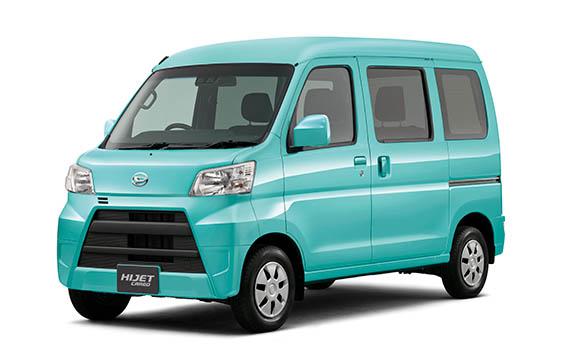 Daihatsu Hijet Cargo 17