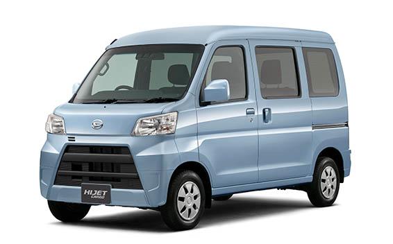 Daihatsu Hijet Cargo 20