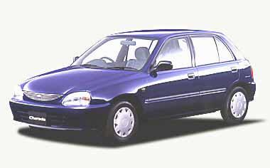 Daihatsu Charade 1