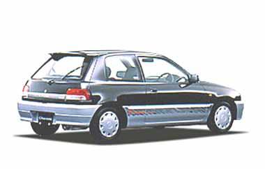Daihatsu Charade 2