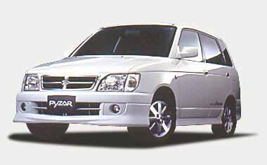 Daihatsu Pyzar 1