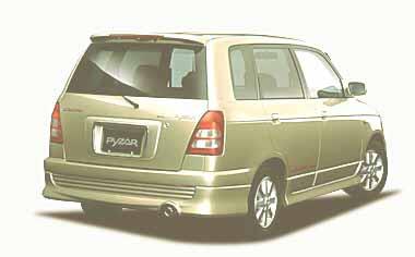 Daihatsu Pyzar 2