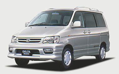 Daihatsu Delta Wagon 1
