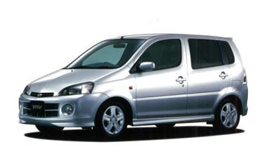 Daihatsu YRV L 4WD AT 1.3 (2002)