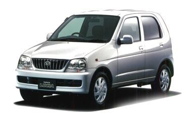 Daihatsu Terios Lucia 2WD AT 0.66 (2002)
