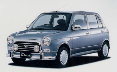 Daihatsu Mira Gino1000 1
