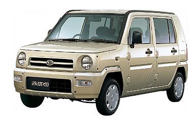 Daihatsu Naked L 4WD AT 0.66 (2003)