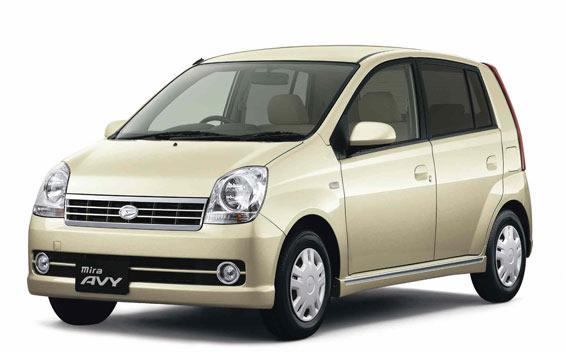 Daihatsu Mira Avy 1