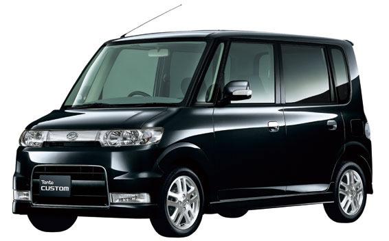 Daihatsu Tanto Custom RS AT 0.66 (2005)