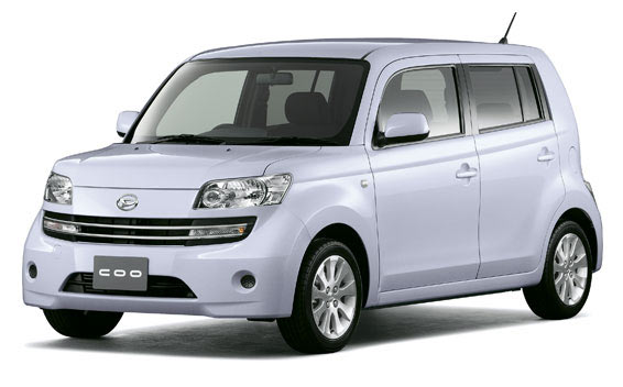 Daihatsu Coo CX LIMITED 4WD AT 1.3 (2006)