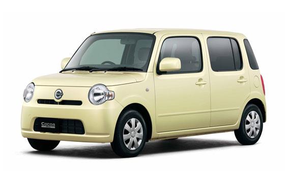 Daihatsu MIRA COCOA PLUS X CVT 0.66 (2009)