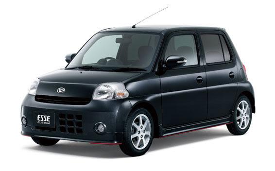 Daihatsu Esse Custom