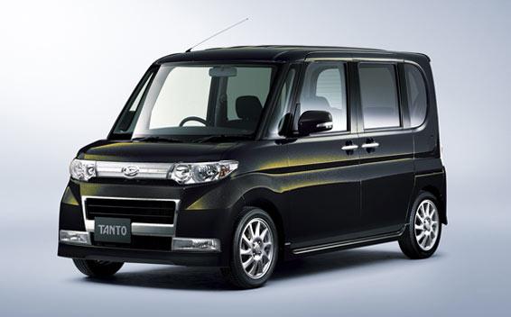 Daihatsu Tanto Custom X 4WD AT 0.66 (2009)