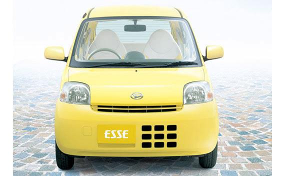 Daihatsu Esse 5