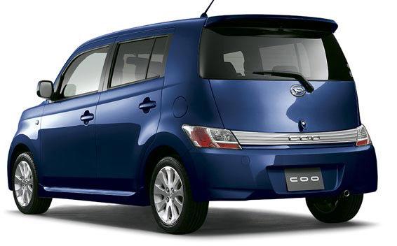 Daihatsu Coo 5