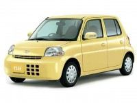 Daihatsu Esse D SELECTION MT 0.66 (2007)