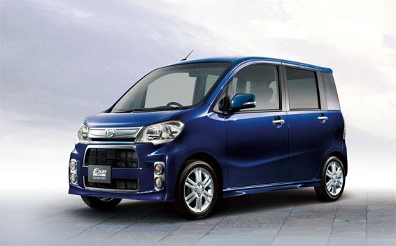 Daihatsu TANTO EXE CUSTOM 7
