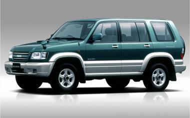Isuzu Bighorn LOTUS-SE 4WD AT 3.0 DIESEL 5PASS (2001)
