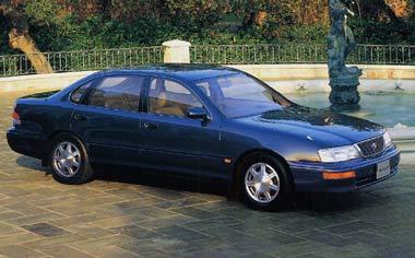 Toyota Avalon 1