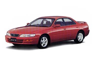 Toyota Carina ED 1