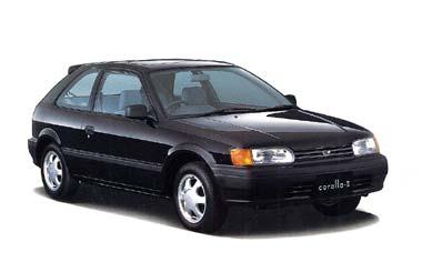 Toyota Corolla II 1