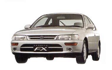 Toyota Corolla FX 1