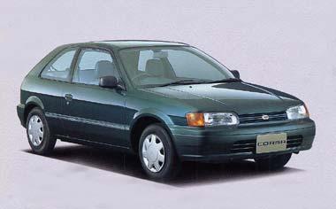 Toyota Corsa 1