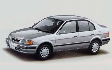 Toyota Tercel 1