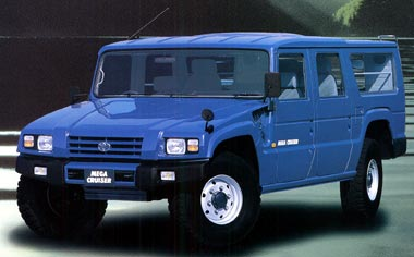 Toyota Megacruiser 1