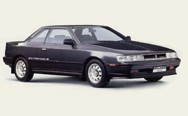 Toyota Corona Coupe 1