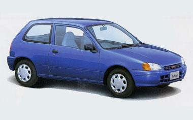Toyota Starlet 1