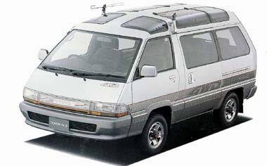 Toyota Townace Wagon 1