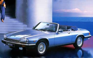 Jaguar XJ-S 1