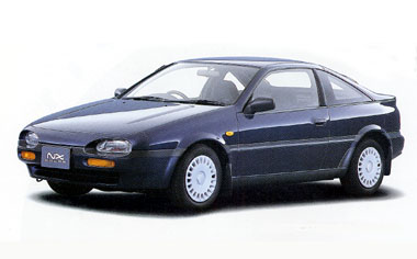 Nissan NX Coupe 1