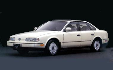 Nissan Infinity Q45 1