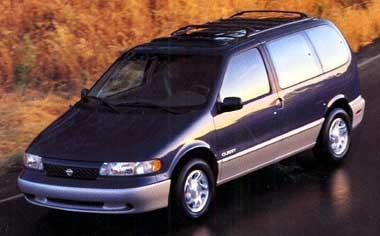 Nissan Quest 1