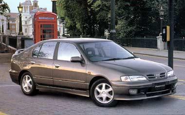Nissan Primera UK 1