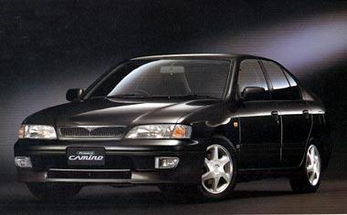 Nissan Primera Camino 1