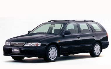 Nissan Primera Camino Wagon 1