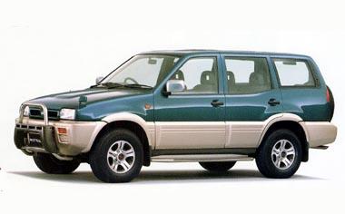 Nissan Mistral 1