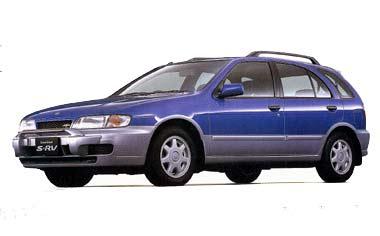 Nissan Lucino S-RV 1