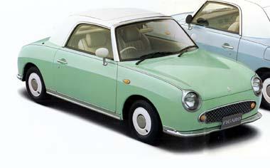 Nissan Figaro 1