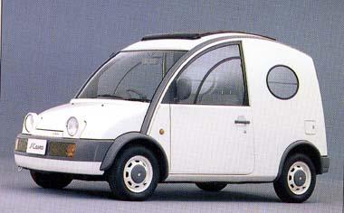 Nissan Escargo 1
