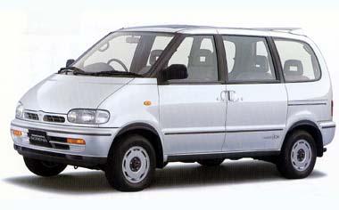 Nissan Vanette Serena 1