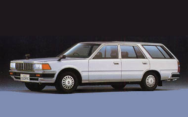 Nissan Cedric Wagon 1