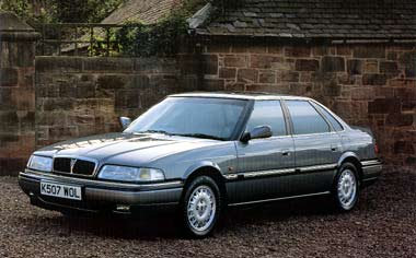 Rover 800 Series 1